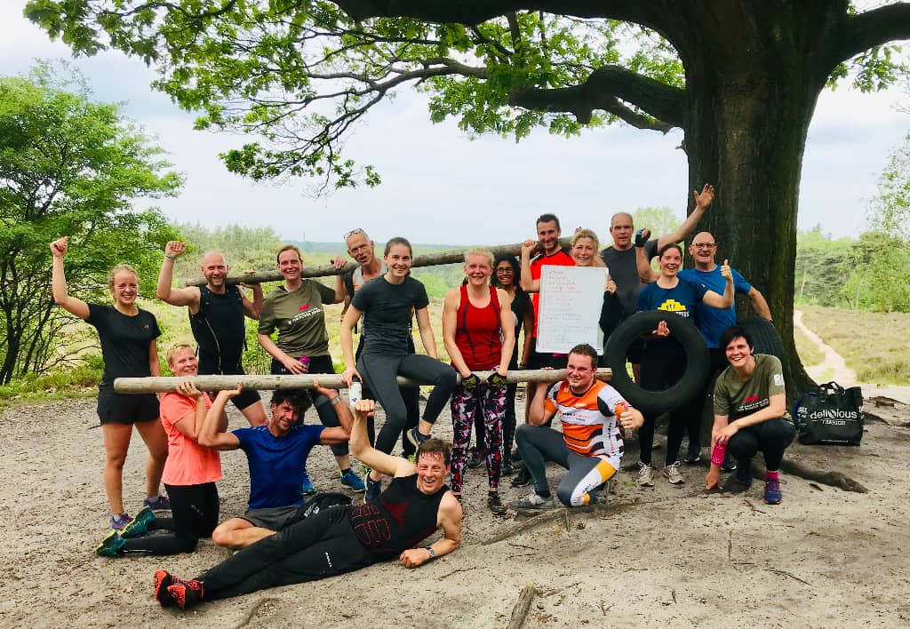 Power Jungle Bootcamp op locatie